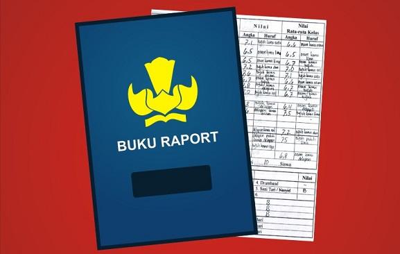 Pembagian Raport Semester Ganjil Tanggal 22 Desember 2018 TP. 2018/2019
