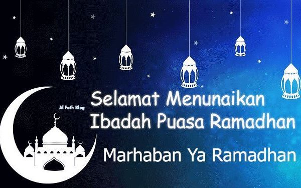 Pesantren Ramadhan Pada tanggal 20 s/d 29 Mei 2019