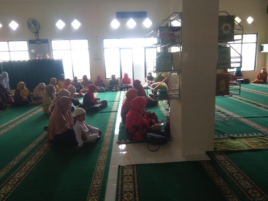 SMAN 1 Ampek Angkek Mengadakan Pengajian Dalam Rangka Sambut Bulan Suci Ramadhan