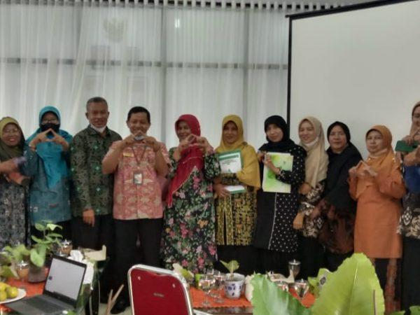 Pemerintah Kabupaten Padang Pariaman Lakukan Kunjungan ke SMAN 1 Ampek Angkek dalam rangka Persiapan sekolah sehat