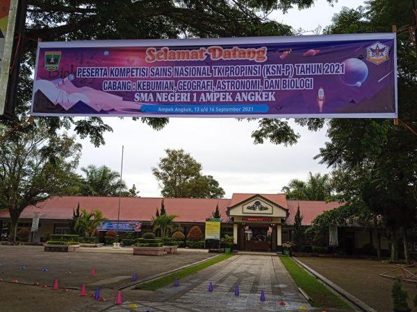 Kompetensi Sains Nasional Tingkat Propinsi (KSN-P) Tahun 2021