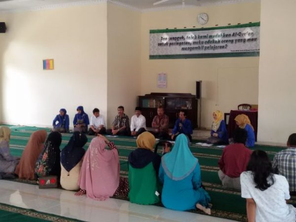 SMAN 1 Ampek Angkek Mengadakan Sosialisasi Persiapan UNBK, SNMPTN dan Bidik Misi Tahun 2018 Kepada Wali Murid Kelas XII